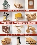 Weekend Woodworking Book Cover