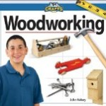 Woodworking Kids Craft Series Book Cover