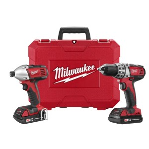 Milwaukee 2691-22 Drill and Impact Driver Set
