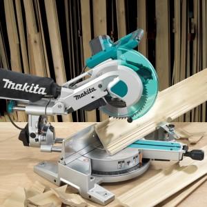 Makita LS1016L Dual Slide Compound Miter Saw
