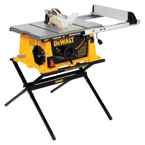 Review dewalt dw744x table saw 10 with 24 12 max rip capacity this is a larger saw greentooth Image collections