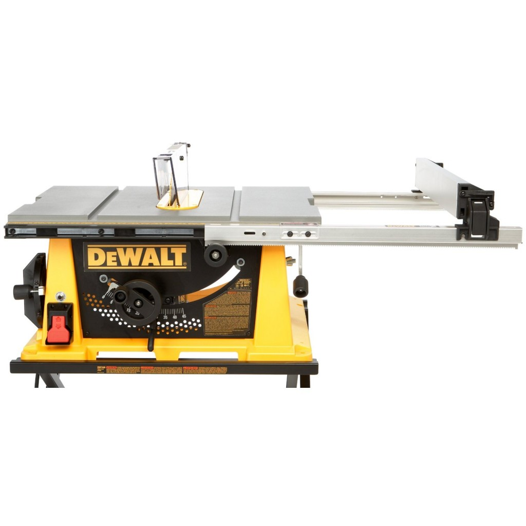 Review dewalt dw744x table saw 10 with 24 1 2 max rip for 12 dewalt table saw