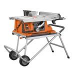 Ridgid R4510 Heavy Duty Portable Table Saw
