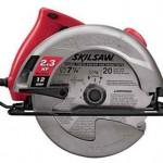 Skil 5480-01 13 Amp Circular Saw Kit Blade Side