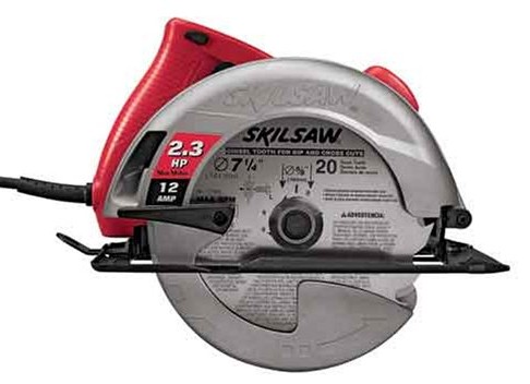 Review skil 5480 01 skilsaw circular saw kit 7 14 inch greentooth Images