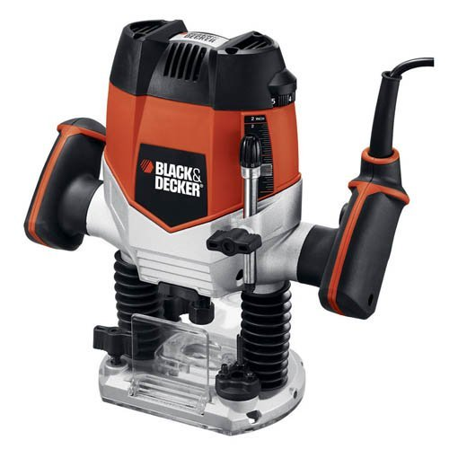 Black and Decker RP250 Plunge Router 1