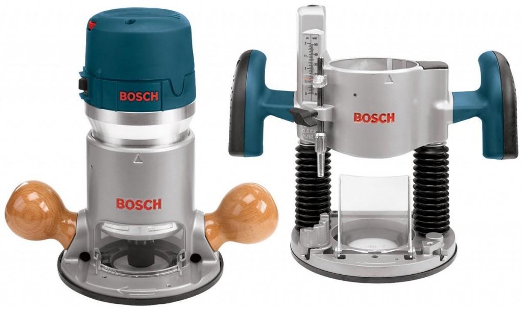 Bosch 1617EVSPK Router Kit 1