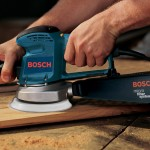 Bosch 3727DEVS Orbit Sander 2