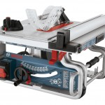 The Bosch GTS1031 table saw