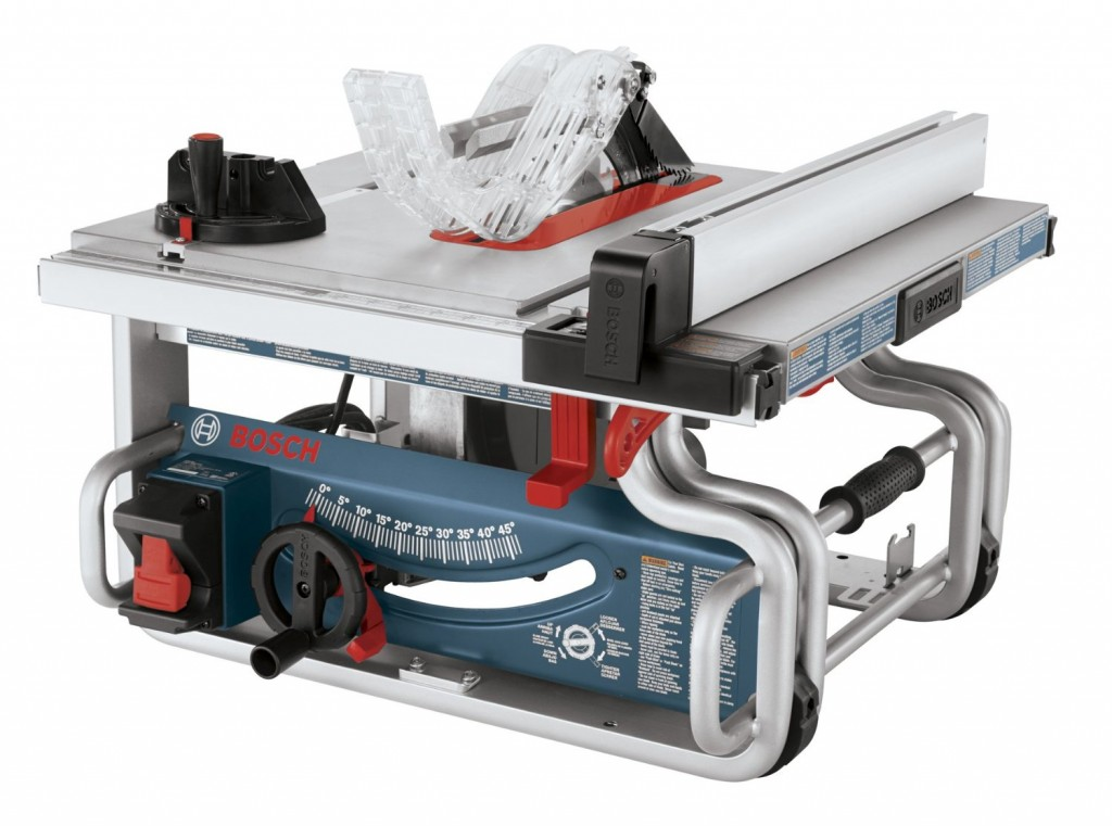 "Review: Bosch GTS1031 Portable Table Saw (10"")"