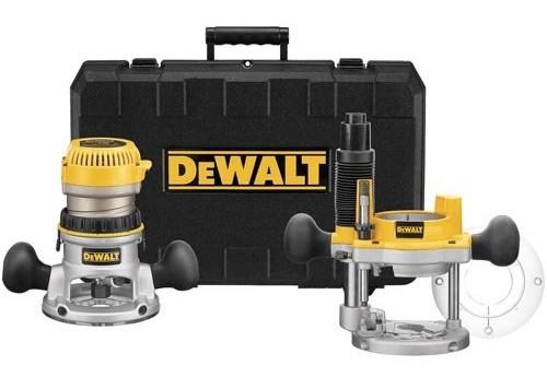 DEWALT DW618PK Router Kit 1