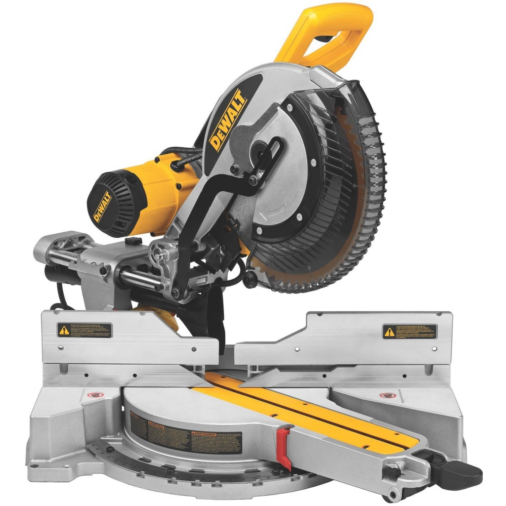 DEWALT DWS780 Compound Miter Saw 1