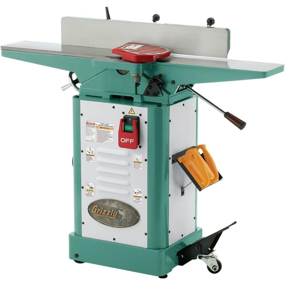 Grizzly G0654 Jointer 1