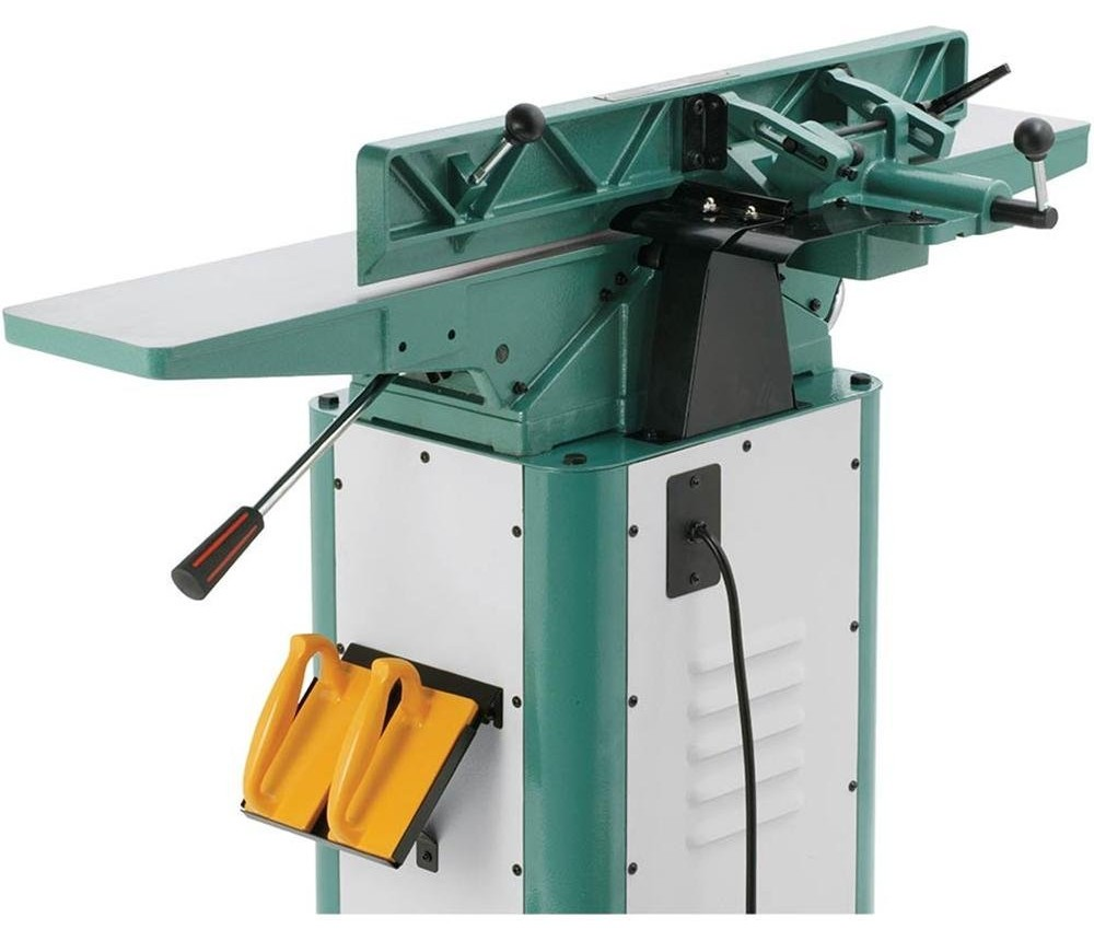 Grizzly G0654 Jointer 3