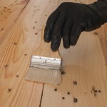 wood finishing by hand