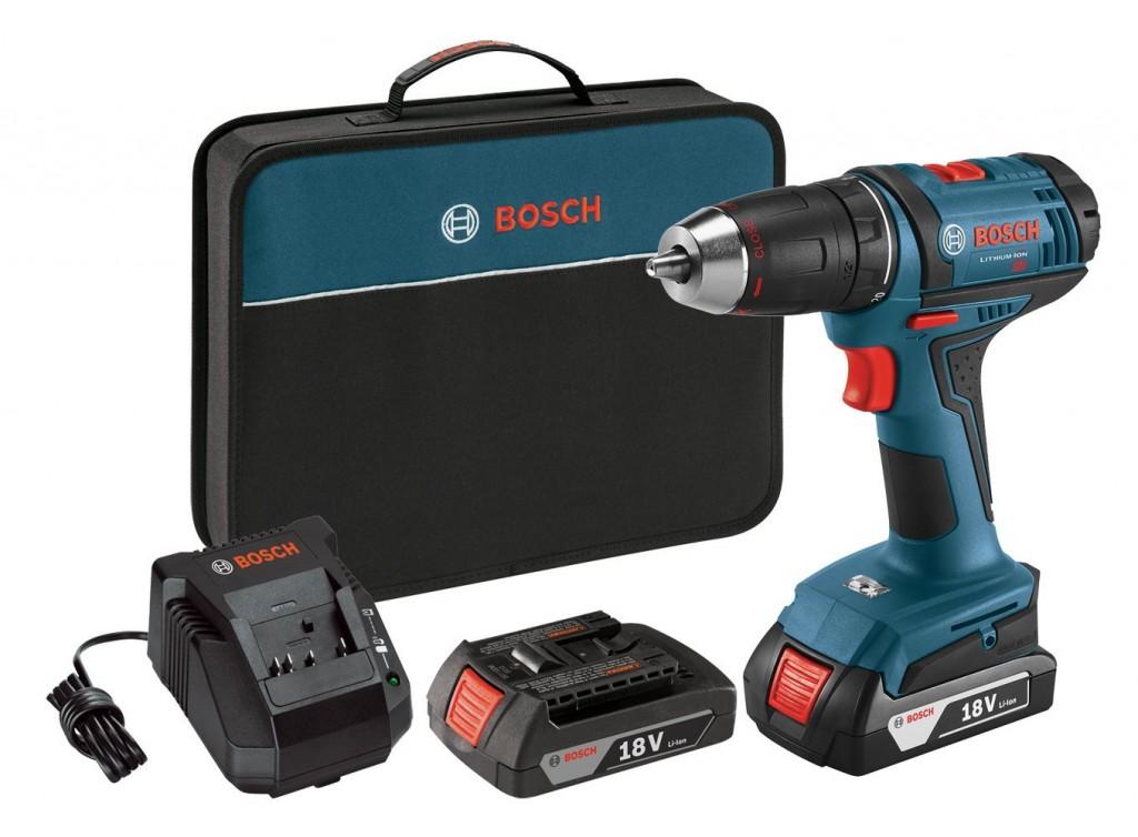 Bosch DDB181-02 18v Drill Kit
