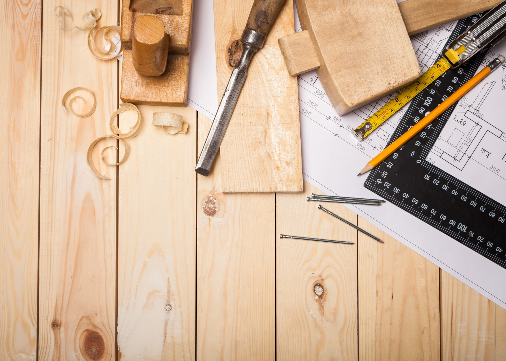 Three Considerations For Choosing Your First Woodworking Plans