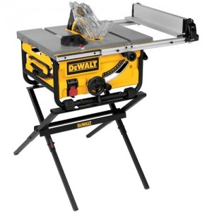 DEWALT DWE7480XA 10-Inch Compact Job Site Table Saw 1