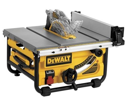DEWALT DWE7480XA 10-Inch Compact Job Site Table Saw 2