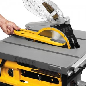DEWALT DWE7480XA 10-Inch Compact Job Site Table Saw 5