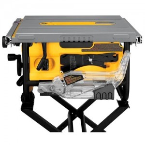 DEWALT DWE7480XA 10-Inch Compact Job Site Table Saw 6