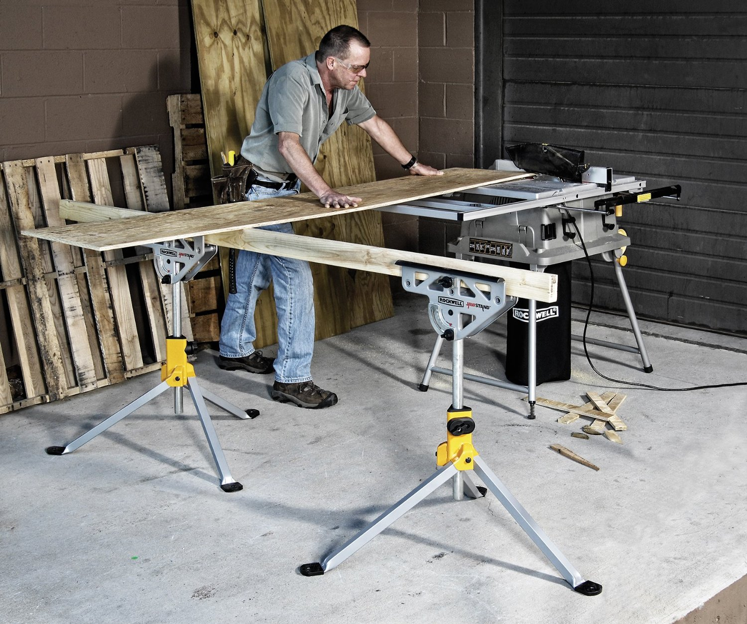 Your Table Saw Isn T Complete Without A Feed Table