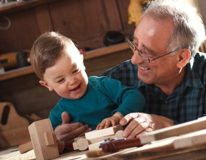 kids and woodworking