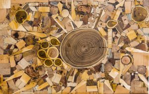 wood scrap board