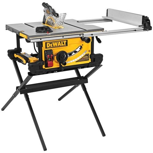 DEWALT DWE7490X Portable Table Saw with Stand 2DEWALT DWE7490X Portable Table Saw with Stand